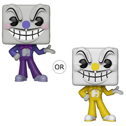 Funko POP! Cuphead - King Dice Vinyl Figure #313