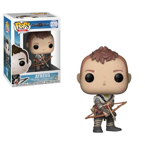 [PRE-ORDER] Funko POP! God of War - Atreus Vinyl Figure #270