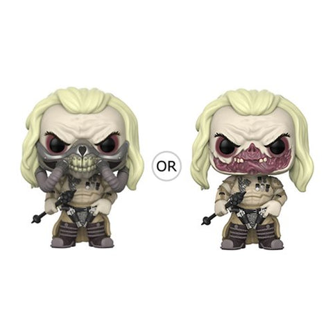 Funko POP! Mad Max Fury Road - Immortan Joe Vinyl Figure #515
