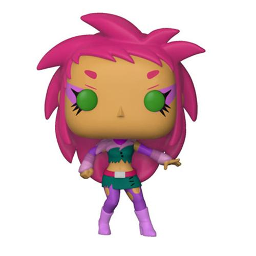 Funko POP! Teen Titans Go! The Night Begins to Shine - Starfire Vinyl Figure #607