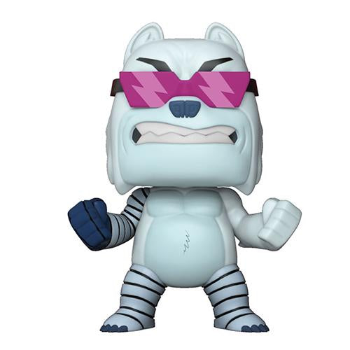 Funko POP! Teen Titans Go! The Night Begins to Shine - Bear Vinyl Figure #608
