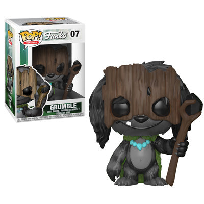 Funko POP! Wetmore Forest Monsters - Grumble Vinyl Figure #07