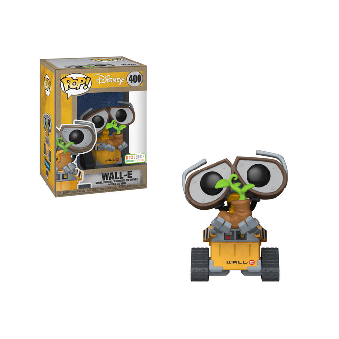 Funko POP! WALL-E - Earth Day WALL-E Vinyl Figure #400 Box Lunch Exclusive (NOT 100% MINT)
