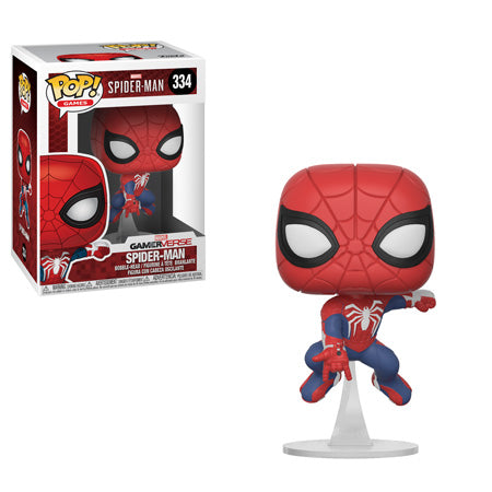 Funko POP! Spider-Man - Gamerverse Spider-Man Vinyl Figure #334
