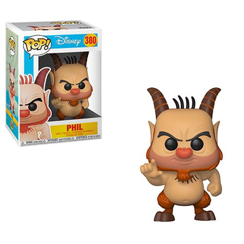 Funko POP! Hercules - Phil Vinyl Figure #380