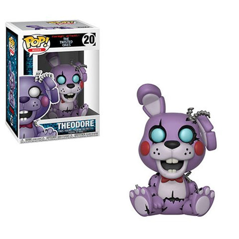 Funko POP! Five Nights at Freddys The Twisted Ones - Theodore Vinyl Figure #20
