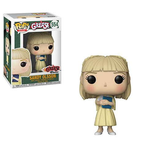 Funko POP! Grease - Sandy Olsson Vinyl Figure #554