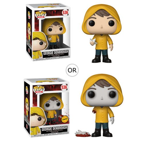 Funko POP! Stephen King's IT - Georgie with Boat Vinyl Figure #536