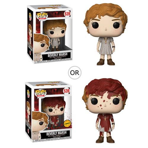 Funko POP! Stephen King's IT - Beverly Marsh with Key Necklace Vinyl Figure #539