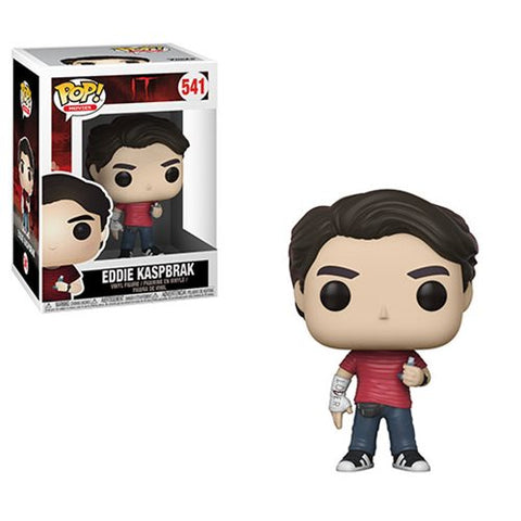 Funko POP! Stephen King's IT - Eddie Kaspbrak with Broken Arm Vinyl Figure #541