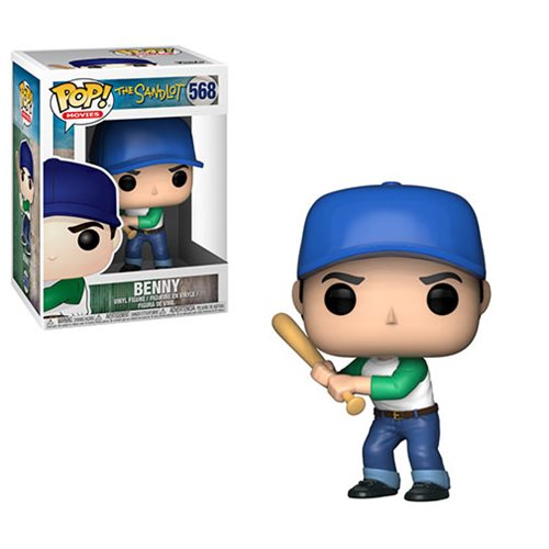 Funko POP! The Sandlot - Benny Vinyl Figure #568