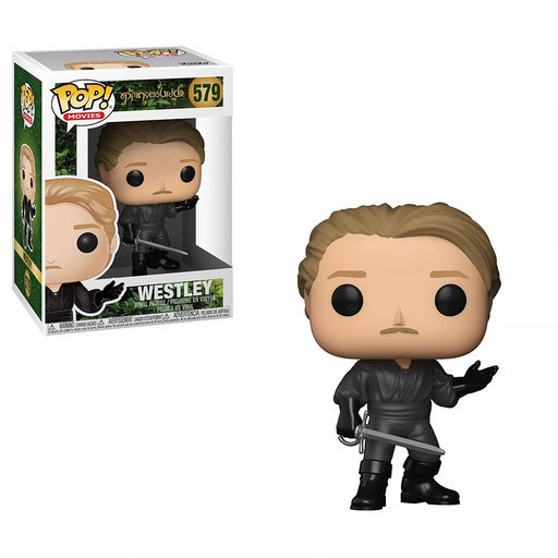 Funko POP! The Princess Bride - Westley Common Vinyl Figure #579