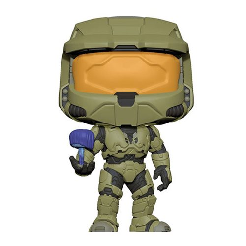 Funko POP! Halo - Master Chief with Cortana Vinyl Figure