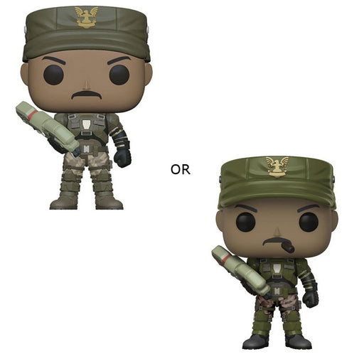 Funko POP! Halo - Sgt. Johnson Vinyl Figure
