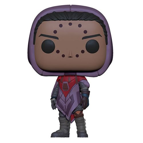 Funko POP! Destiny - Hawthorne with Hawk Vinyl Figure