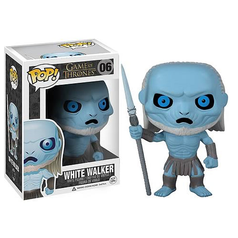 Funko POP! Game of Thrones - White Walker Vinyl Figure #06