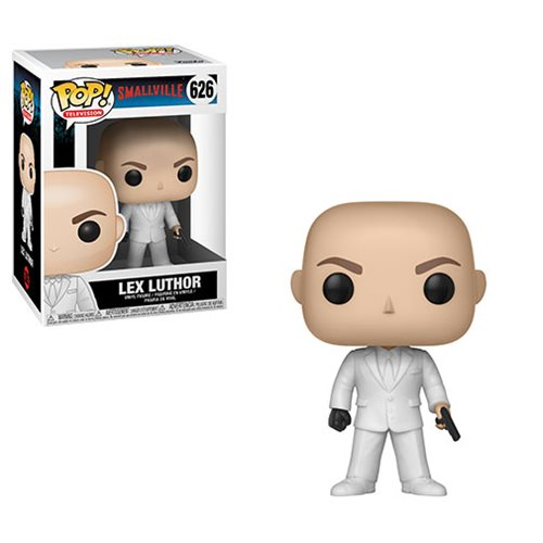 Funko POP! Smallville - Lex Luthor Vinyl Figure #626