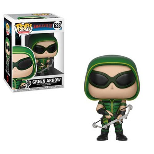Funko POP! Smallville - Green Arrow Vinyl Figure #628