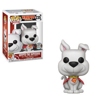 Funko POP! DC - Krypto the Superdog Specialty Series #235