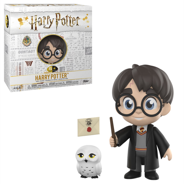 Funko 5 Star: Harry Potter - Harry Potter Vinyl Figure
