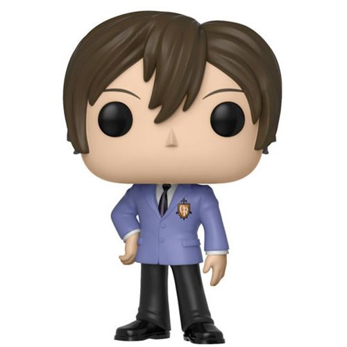 Funko POP! Ouran High School Host Club - Haruhi (As Bo) Vinyl Figure