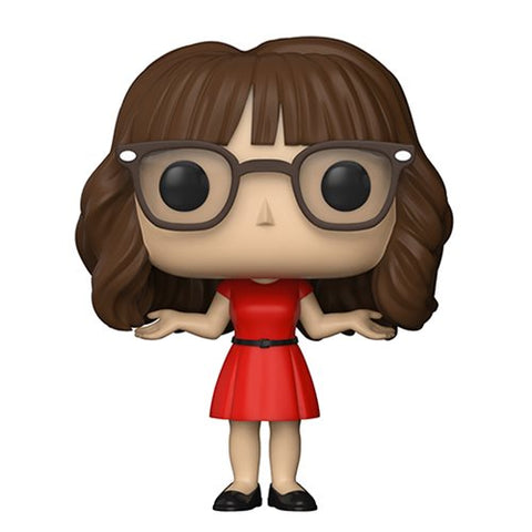 Funko POP! New Girl - Jess Vinyl Figure