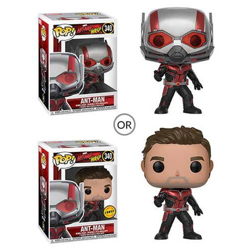 Funko POP! Ant-Man & The Wasp - Ant-Man Vinyl Figure #340