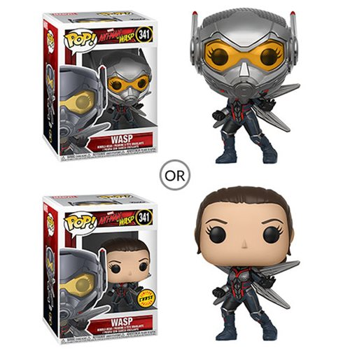 Funko POP! Ant-Man & The Wasp - Wasp Vinyl Figure #341