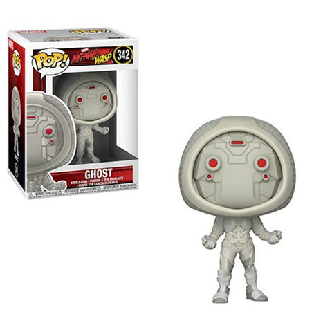 Funko POP! Ant-Man & The Wasp - Ghost Vinyl Figure #342