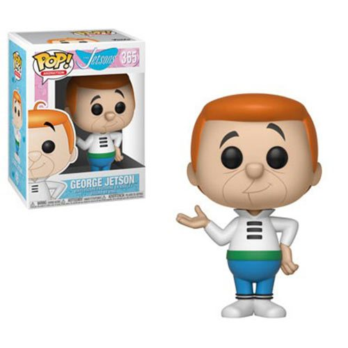 Funko POP! The Jetsons - George Jetson Vinyl Figure #365