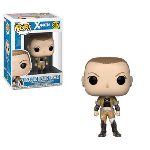 Funko POP! X-Men - Negasonic Teenage Warhead Vinyl Figure #317