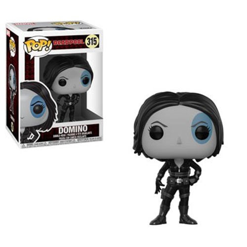 Funko POP! X-Men - Domino Vinyl Figure #315
