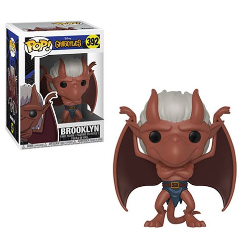 Funko POP! Gargoyles - Brooklyn Vinyl Figure #392