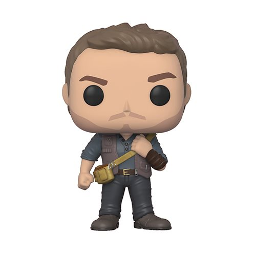 Funko POP! Jurassic World: Fallen Kingdom - Owen Vinyl Figure