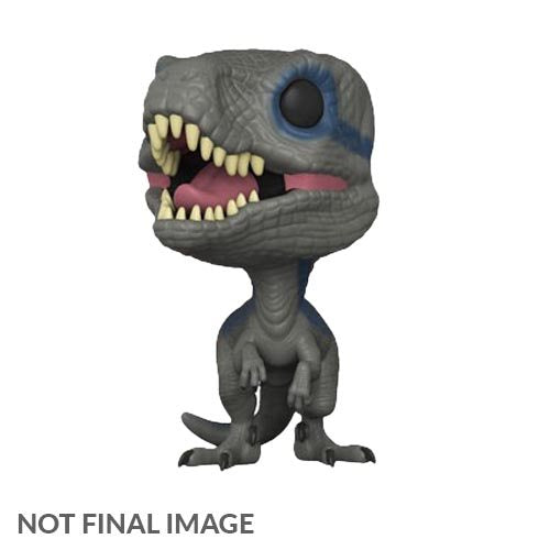 Funko POP! Jurassic World: Fallen Kingdom - Blue Vinyl Figure