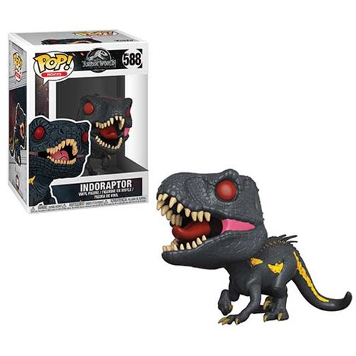 Funko POP! Jurassic World: Fallen Kingdom - Indoraptor Vinyl Figure #588