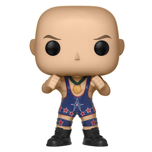 Funko POP! WWE - Kurt Angle (Ring Gear) Vinyl Figure