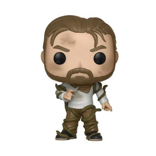 Funko POP! Stranger Things - Hopper with Vines Vinyl Figure