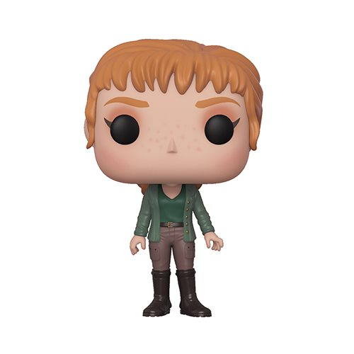 Funko POP! Jurassic World: Fallen Kingdom - Claire Vinyl Figure