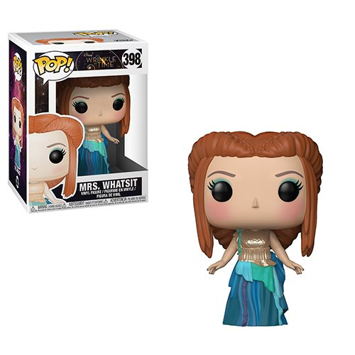 Funko POP! A Wrinkle in Time - Mrs. Whatsit Vinyl Figure #398