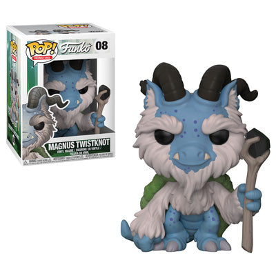 Funko POP! Wetmore Forest Monsters - Magnus Twistknot Vinyl Figure #08