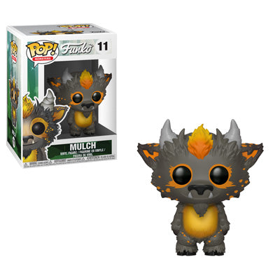 Funko POP! Wetmore Forest Monsters - Mulch Vinyl Figure #11