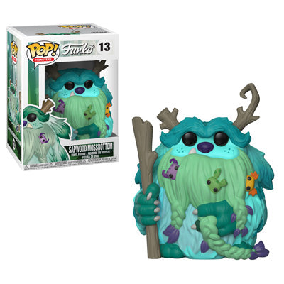 Funko POP! Wetmore Forest Monsters - Sapwood Mossbottom Vinyl Figure #13