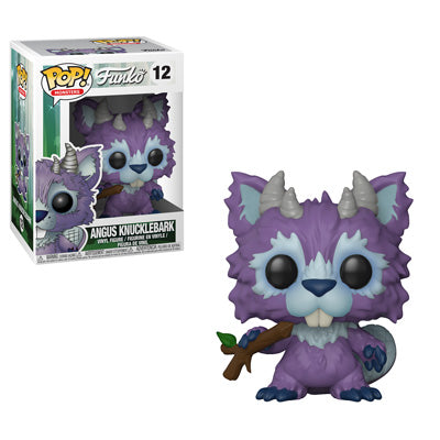 Funko POP! Wetmore Forest Monsters - Angus Knucklebark Vinyl Figure #12