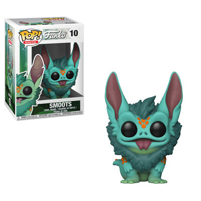 Funko POP! Wetmore Forest Monsters - Smoots Vinyl Figure #10