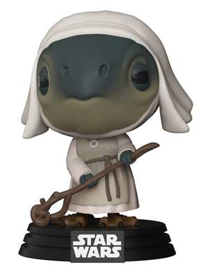 Funko POP! Star Wars: The Last Jedi - Caretaker Vinyl Figure