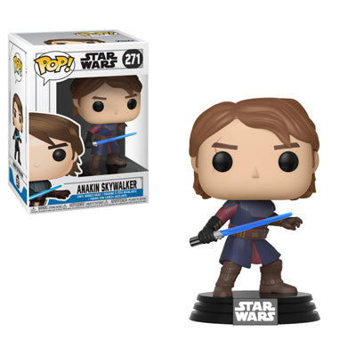 Funko POP! Star Wars: The Clone Wars - Anakin Skywalker™ Vinyl Figure #271