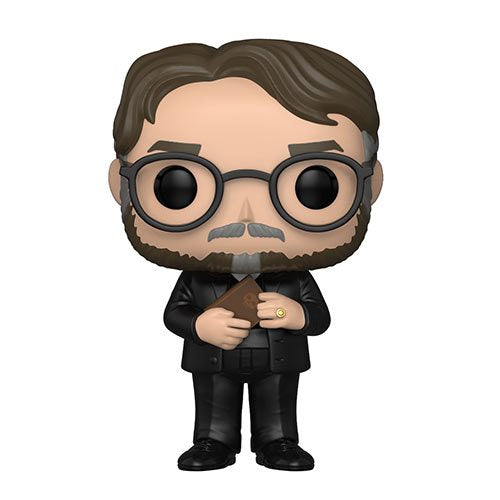 Funko POP! Hollywood - Guillermo del Toro Vinyl Figure