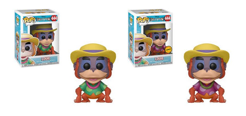 Funko POP! Talespin - Louie Chase and Common Bundle Set #444