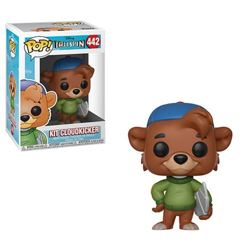 Funko POP! Talespin - Kit Cloudkicker Vinyl Figure #442